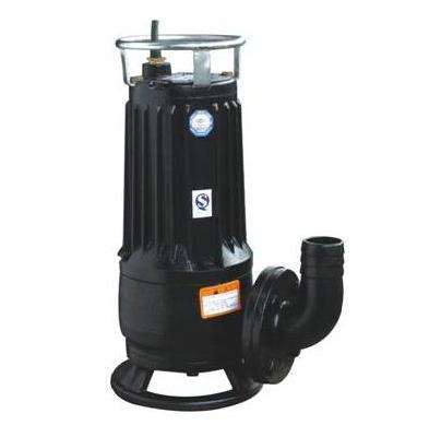 带切割潜水排污泵