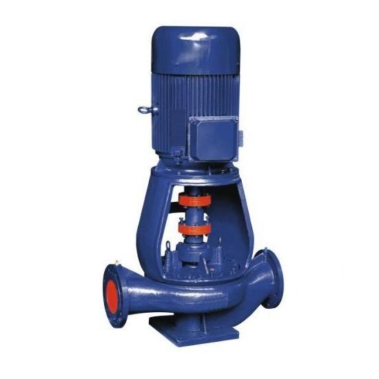 便拆式管道泵