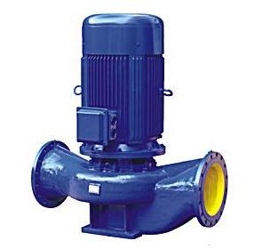 ISGD低转速管道泵