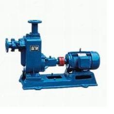 涡流不堵塞排污泵