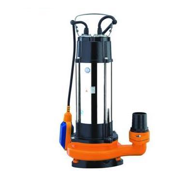 WQ(D)型不锈钢机筒排污潜水泵